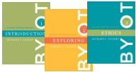 three volumes of Building Your Own Theology