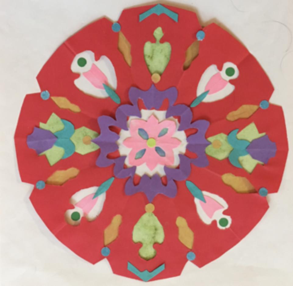 Art Class - Paper Mandalas